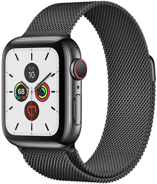 ساعت هوشمند اپل واچ سری 5 - 40mm