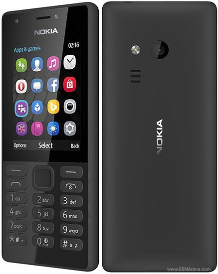گوشی موبایل نوکیا 216 - دو سیم کارت