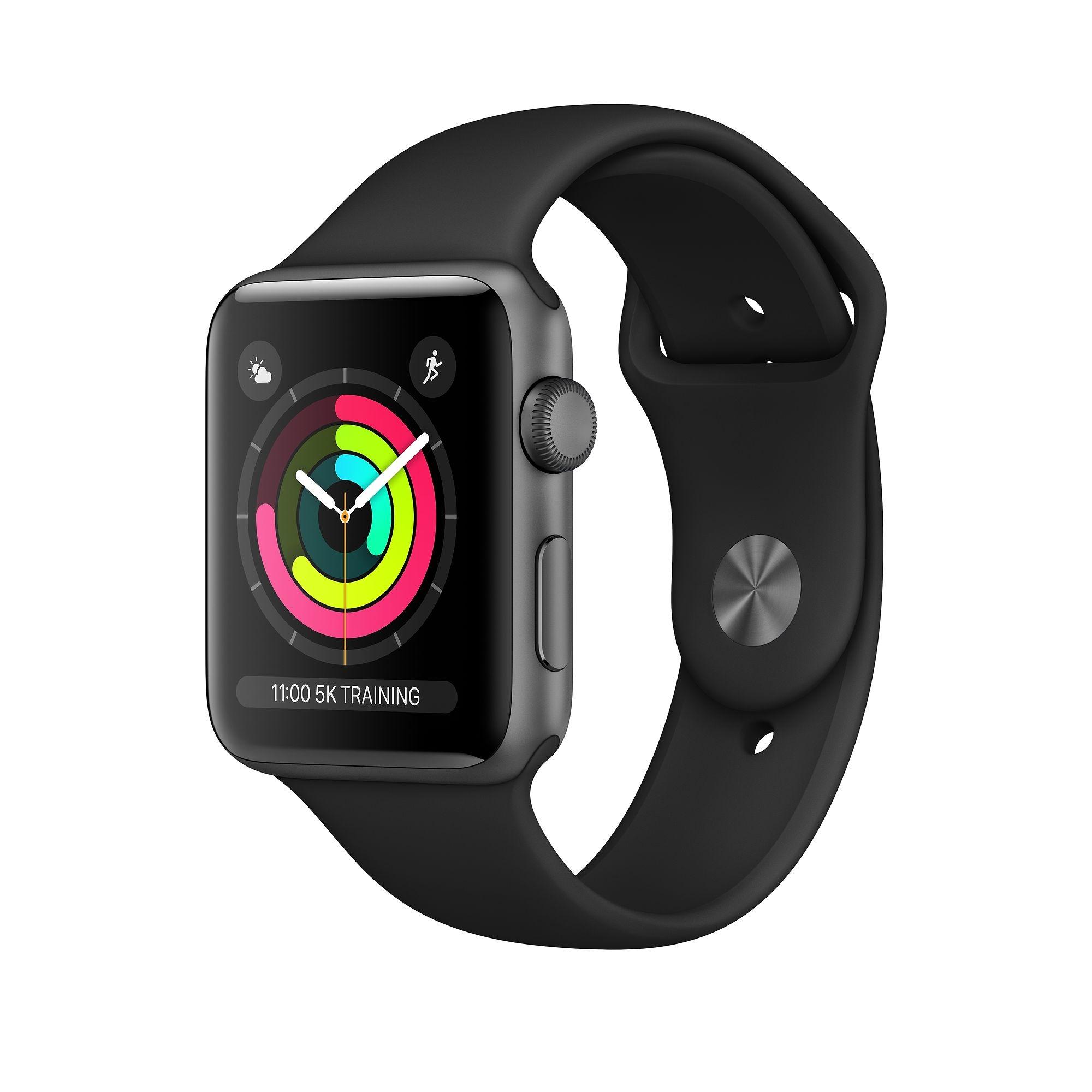 ساعت هوشمند اپل واچ سری 3 - 42mm