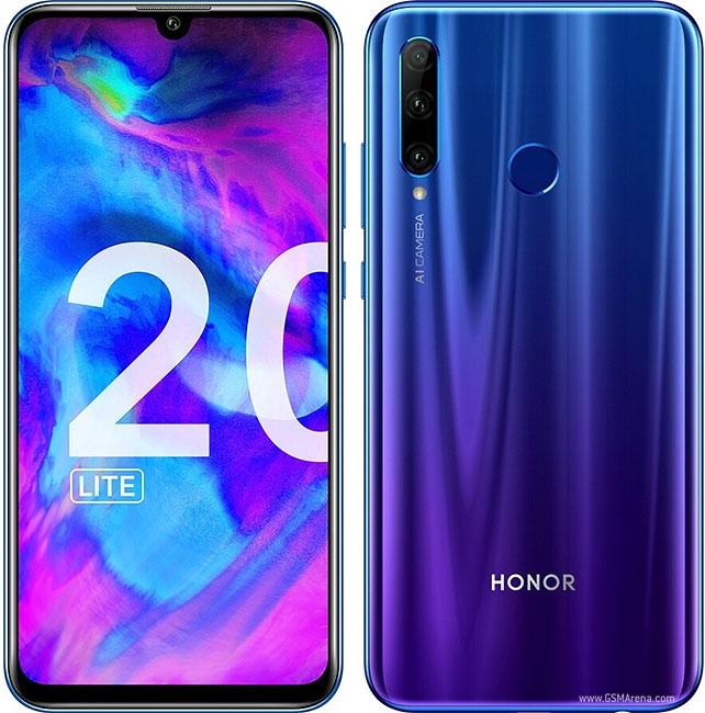 گوشی موبایل Honor 20 Lite