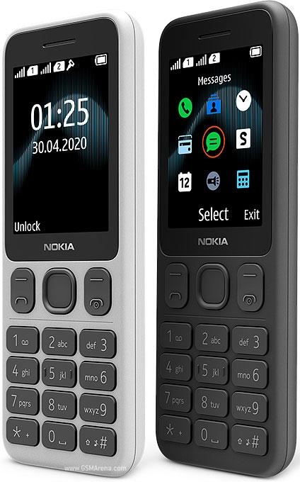 موبایل نوکیا 125