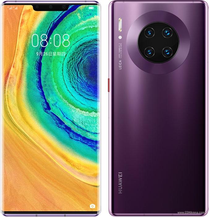 گوشی موبایل هوآوی Mate 30 Pro 5G